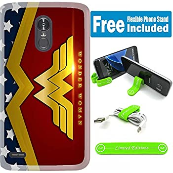 Wonder Woman Shine Horiz 2 iphone case