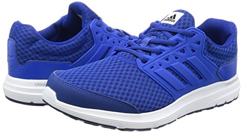 Blue Azul adidas Royal Galaxy Hombre Blue Collegiate Running 3M Zapatillas de Para gSvrq06Sw