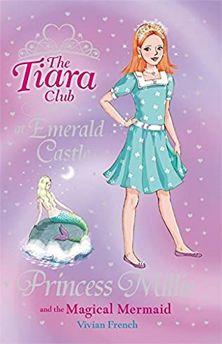book cover of Princess Millie and the Magical Mermaid