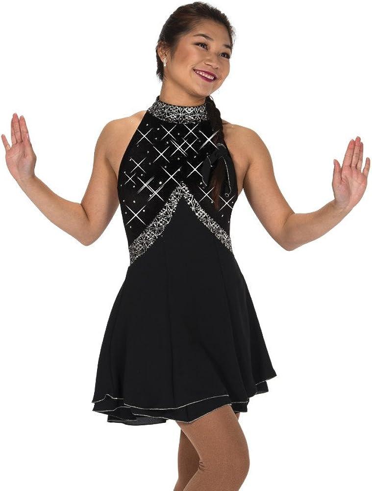 Jerrys Ice Skating Dress 153 Diamond Chip Dress