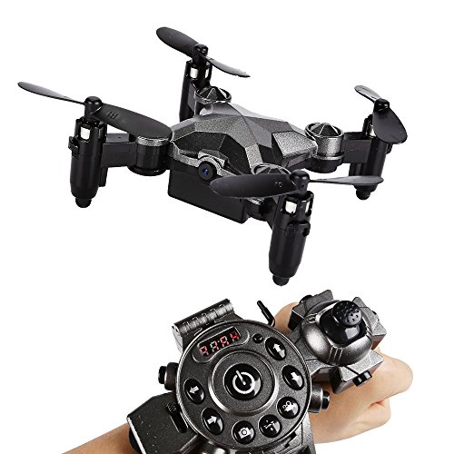 SainSmart Jr. Kids Drone RC Quadcopter Watch Drone 2.4G 4CH