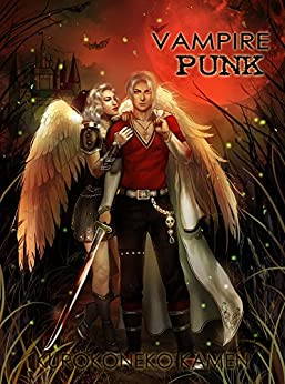Vampire Punk KuroKoneko Kamen ebook product image