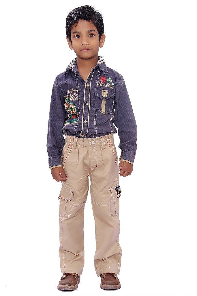 Wardtrobe Big Boys Beautiful Stylish Pants