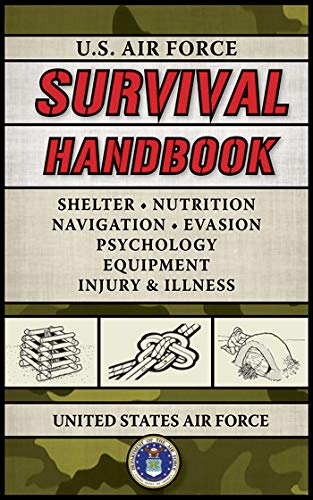 U.S. Air Force Survival Handbook (US Army Survival)