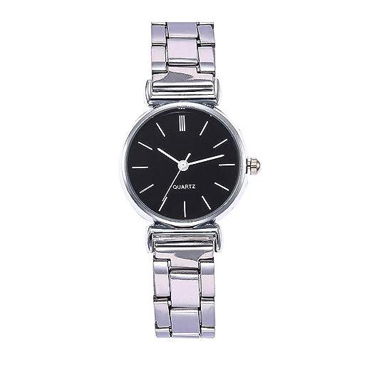 DAYLIN Relojes Mujer Reloj Pulsera Mujer Señora Chica Relojes para Mujer Marca Reloj Analogico de Cuarzo Regalos Joyas: Amazon.es: Relojes