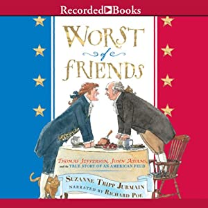 Worst of Friends Audiobook