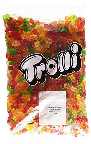 Trolli Classic Bears Gummi Candy (5Lb) (Trolli Gummi Bears)