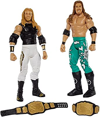 WWE Edge and Christian Figure (2 Pack) from Mattel