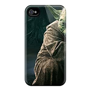 Special Design Back Star Wars Movies Clone Wars Cgi Jedi Yoda Episode Phone Cases Covers For Iphone 6
