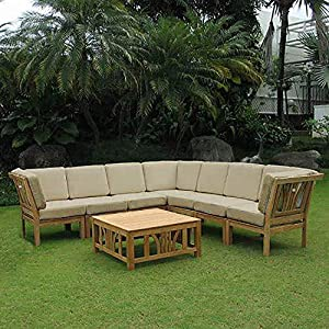 51UszC2eeML._SS300_ Teak Sofa Sets & Teak Couches