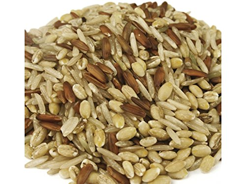Organic Himalayan Rice Grain Blend 3 Bags 5 lbs. by Bulk Foods Inc.