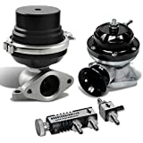 GRS-Style Turbo BOV+38mm Wastegate+Boost Controller (Black)
