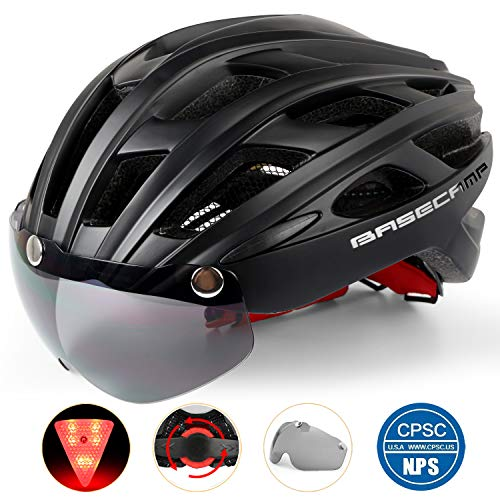 Basecamp Bike Helmet, Light Weight Bicycle Helmet