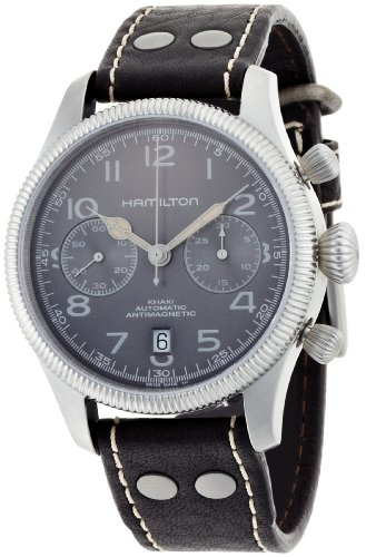 Hamilton Khaki Field Pioneer Auto Chrono Men's Automatic Watch H60416583