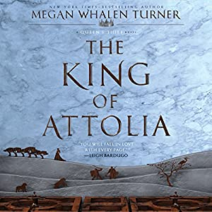 The King of Attolia Hörbuch