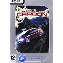 Electronic Arts NEEDSPDCARBON Need For Speed Carbon