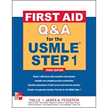 First Aid Q&A for the USMLE Step 1, Third Edition (First Aid USMLE)