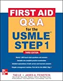 img - for First Aid Q&A for the USMLE Step 1, Third Edition (First Aid USMLE) book / textbook / text book