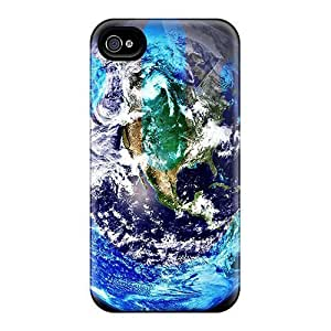 For Iphone Cases, High Quality Blue Planet For Iphone 6 Covers Cases
