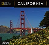 National Geographic California 2020 Wall Calendar