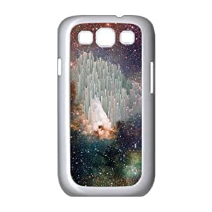 Samsung Galaxy S3 Cases Swan Nebula,the Heavens Declare the Glory of God., Universe Cases Jumphigh, {White}