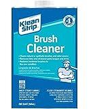 1 Quart Brush Cleaner California Approved QBC12C [Set of 6]