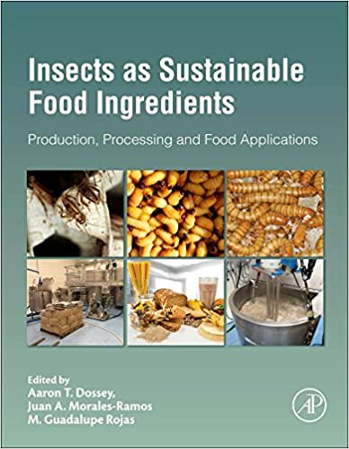 Amazon com: Insects as Sustainable Food Ingredients