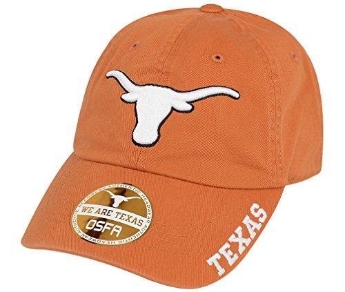 Texas Longhorns Tx Orange Basic Slouch Adjustable Cap()