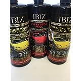 IBIZ (2) EVERYTHING WATERLESS WASH & WAX, (1) EVERYTHING WAX COMBO
