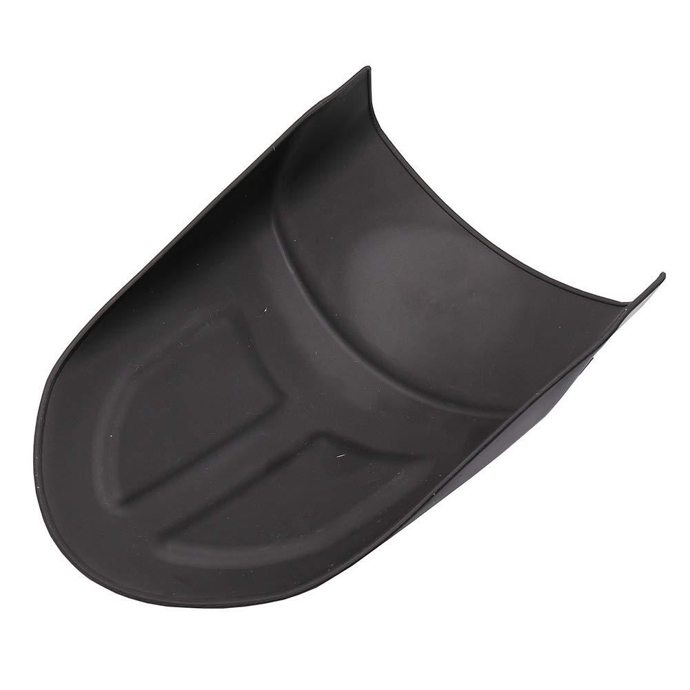 grau L/änge: 200 cm, Breite: 300cm von Alpha-Tex 9.95/€//m/² PVC in grauer Blech-Optik