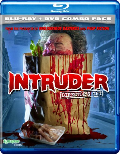 Intruder (Director's Cut) (Blu-ray + DVD Combo) -