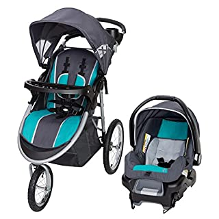 Baby Trend Pathway 35 Jogger Travel System, Optic Teal