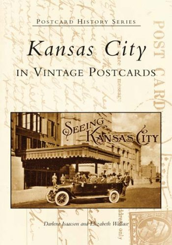 ge Postcards (MO) (Postcard History Series) (Kansas Ks Postcard)