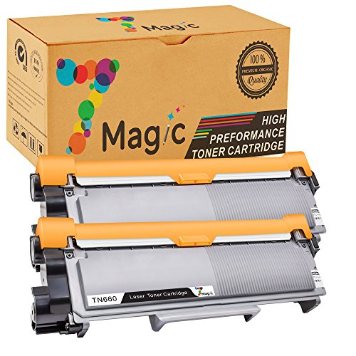 le Brother High Yield Toner Cartridge For HL-2340DW HL-L2320D HL-L2380DW MFC-L2700DW MFC-L2720DW MFC-L2740DW MFC-L2707DW DCP-l2540DW DCP-l2520DW Printer (2 Pack) (2 Pack Toner)