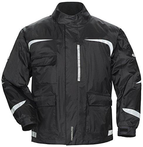 Rocket Joe Suzuki Textile (Tourmaster Sentinel 2.0 Black Jacket size Medium)