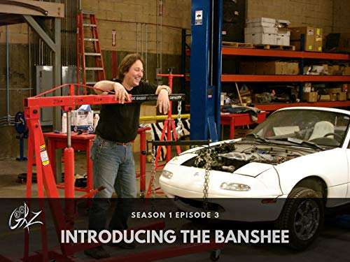 Introducing The Banshee