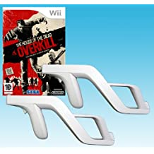 House of the Dead Overkill + 2x Slick Fire NEW Wii