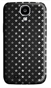 Samsung S4 case design covers Pattern Background Black And White 3D cover custom Samsung S4