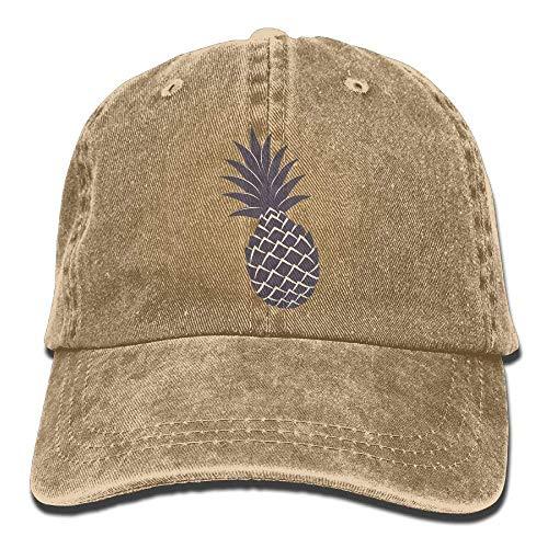 Cowgirl for Sport DEFFWB Pineapple Cap Men Skull Hats Women Denim Cowboy Hat wAYqwa