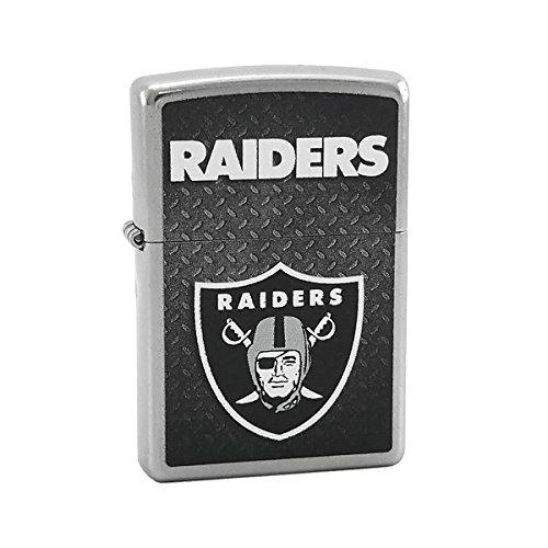 New York Giants Zippo Lighter - Custom Style Personalized Zippo Lighter NFL - Free Laser Engraving (Oakland Raiders)