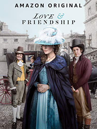 Funny Law Costumes - Love & Friendship (4K