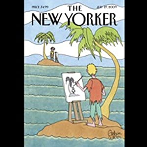 The New Yorker, July 27, 2009 (Calvin Trillin, Malcolm Gladwell, Nicholas Lemann) Periodical
