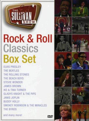 The Ed Sullivan Show: Rock & Roll Classics Box Set (3 DVD set) (The Best Of The Ed Sullivan Show)