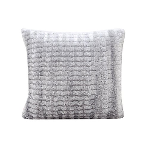 iYBUIA Secant Stripes Pillow Case Sofa Waist Throw Cushion Cover Home -