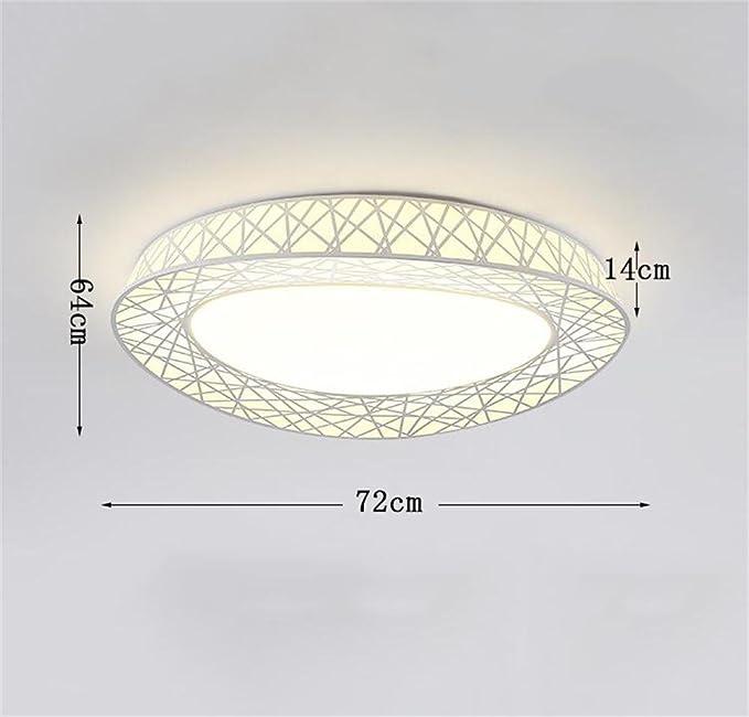 Deckenleuchten- Moderne minimalistische Persönlichkeit LED warme ...