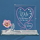 """Glass Baron Wife """"One I Love"""" for sale  Delivered anywhere in USA"""