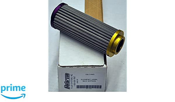 Peterson Fluid Systems 09-1440 100 Micron Replacement Oil Filter Element