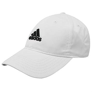 adidas Golf Deportes flexible pico gorra Touch y cerrar nuevo Blanco blanco Talla:hombres: Amazon.es: Deportes y aire libre