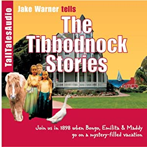 The Tibbodnock Stories Audiobook