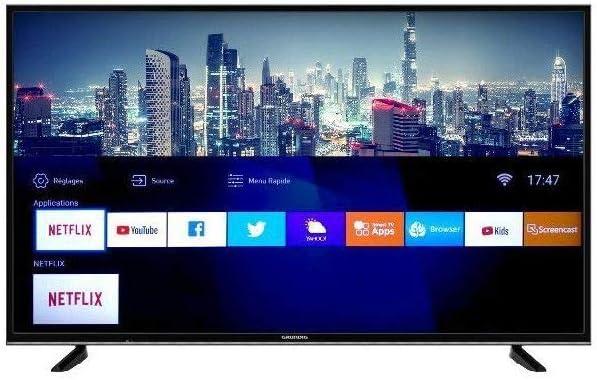 Grundig 49 GDU 7500 B - TV: 314.48: Amazon.es: Electrónica